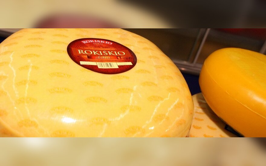 Россия отменила запрет на импорт молочной продукции Rokiskio suris
