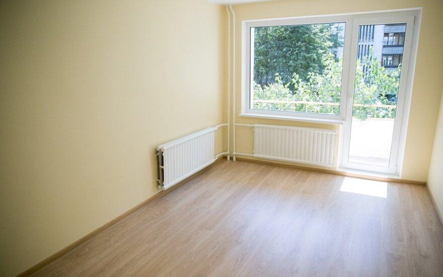 По росту цен на жилье Литва лидер в ЕС