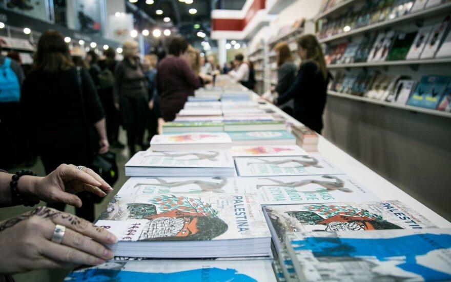 В Вильнюсе началась международная книжная ярмарка