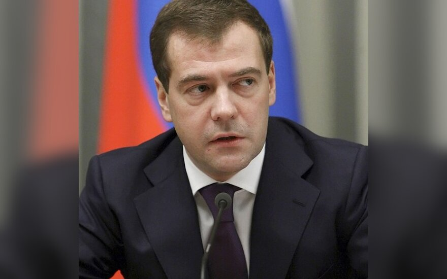 Медведев не допустит паралича власти на Северном Кавказе