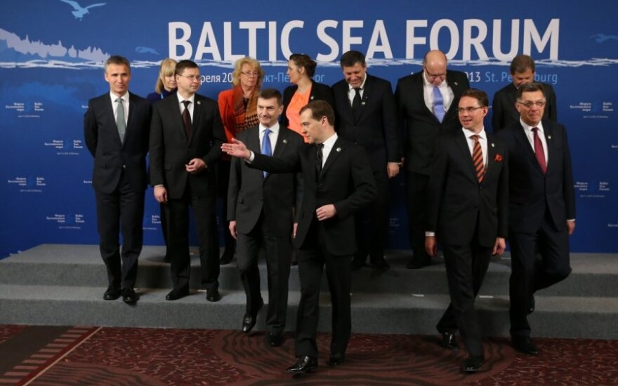 Algirdas Butkevičius, Dmitrijus Medvedevas
