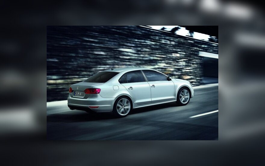 Volkswagen Jetta - революционный спортивный гибрид