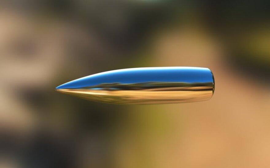 Skriejanti kulka