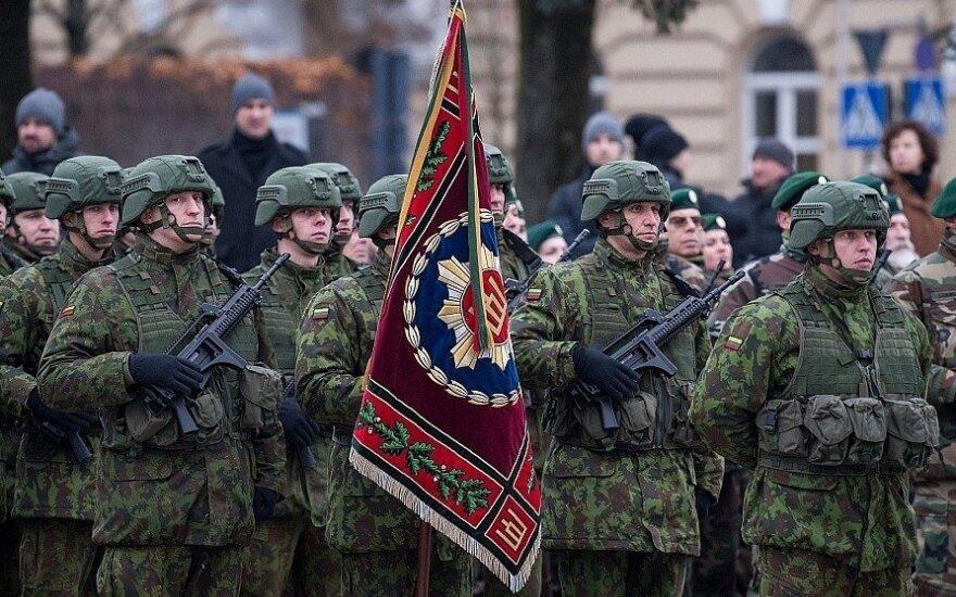 Литва - девятая в мире по росту военных расходов