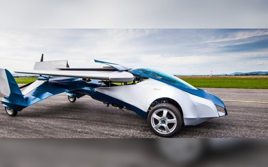 Latające samochody już w 2017?