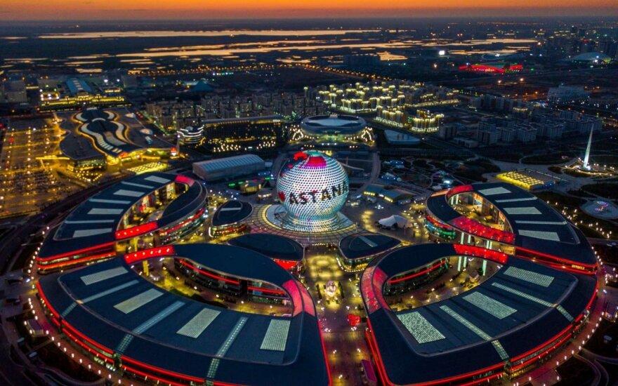 Урановая игра Казахстана: между Россией, Китаем и Западом