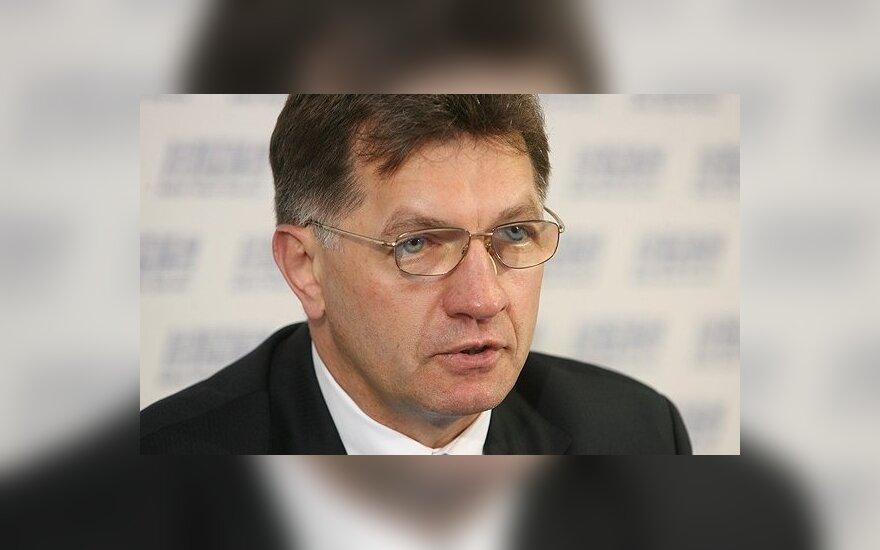 Премьер Литвы успокаивает будущих пенсионеров