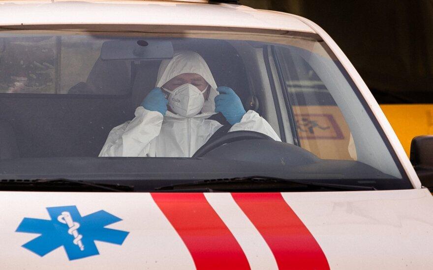 За сутки в Литве подтверждены 9 случаев коронавируса