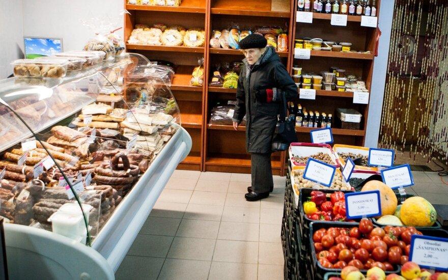 """Ответ экономиста советнику президента: Вильнюс живет лучше Англии, а остальная Литва - лучше """"бедной"""" Хорватии"""