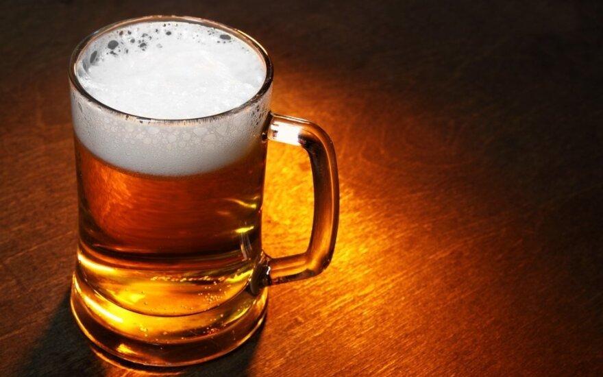 Снижение цен на пиво в Литве способствовало росту его потребления