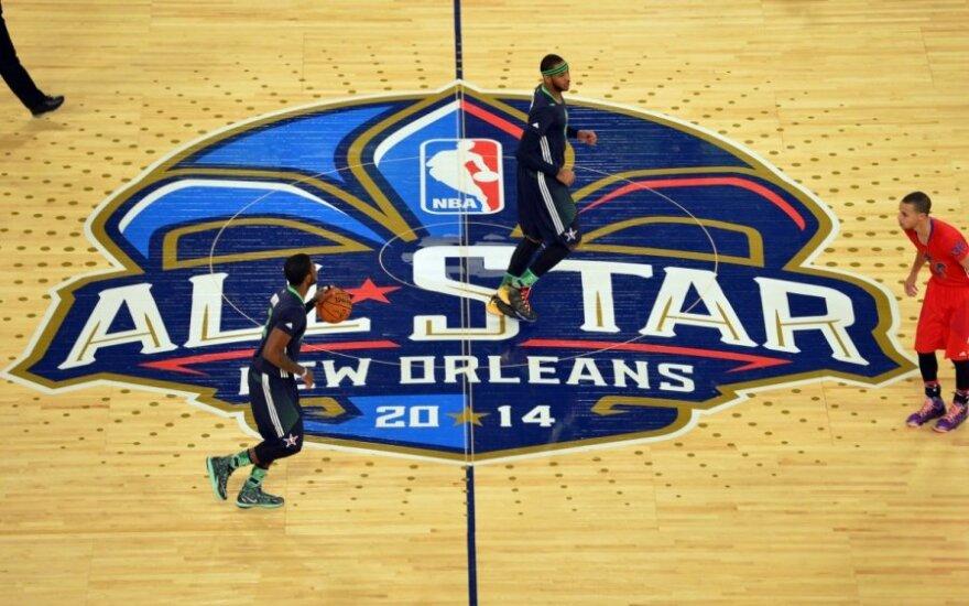Матч Всех звезд НБА: Восток обыграл Запад, Ирвинг — MVP