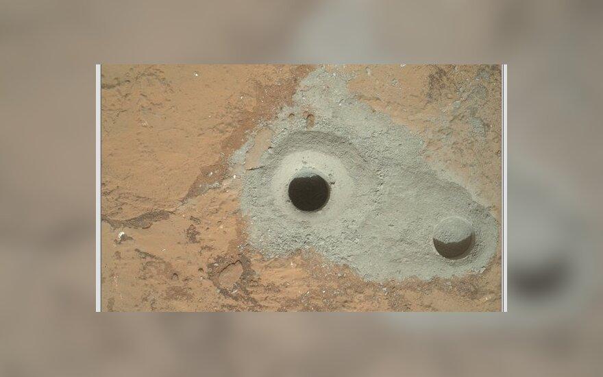 Древний Марс оказался пригоден для жизни