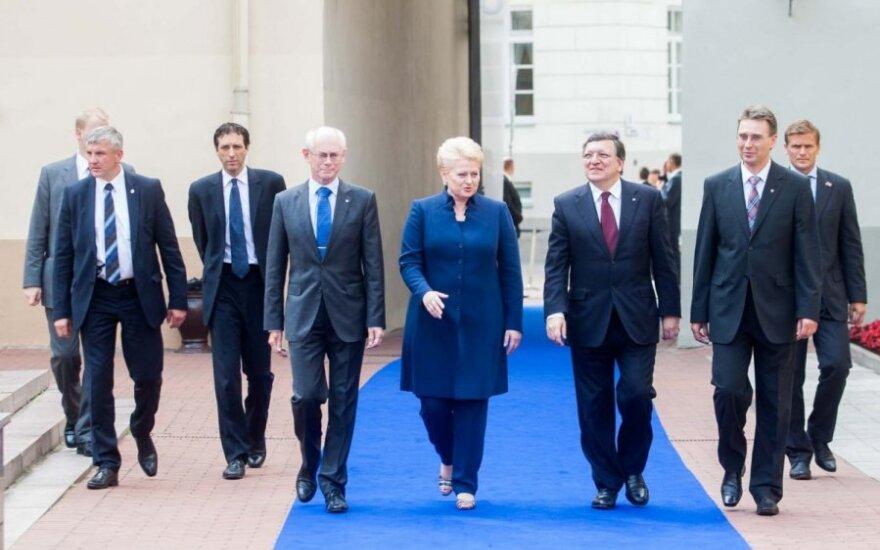В Литве ожидают высоких гостей из ЕС и стран Восточного партнерства
