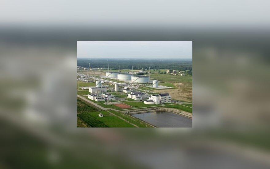 Министр: Бутингский терминал, возможно, придется охранять государству