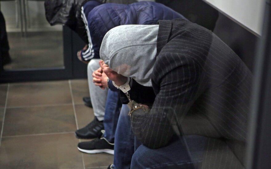 Суд продлил меру пресечения подозреваемым в убийстве Страздаускайте