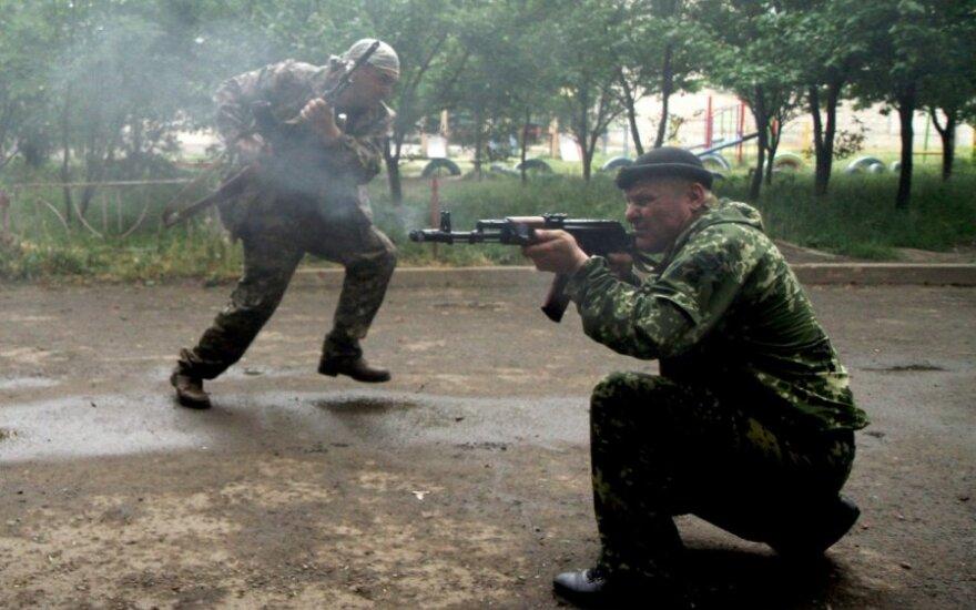 Россия предлагает создать гуманитарные коридоры на востоке Украины