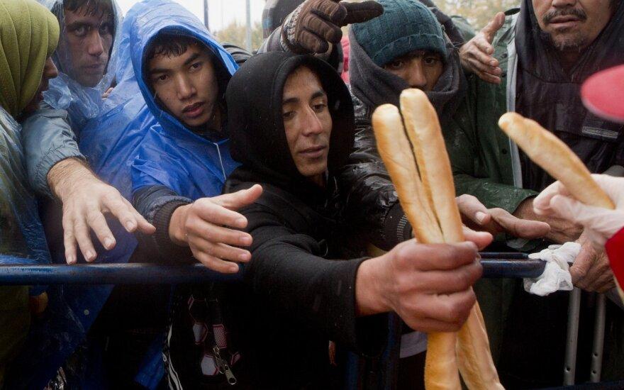 ЕС создаст еще 100 тысяч мест в центрах по приему беженцев