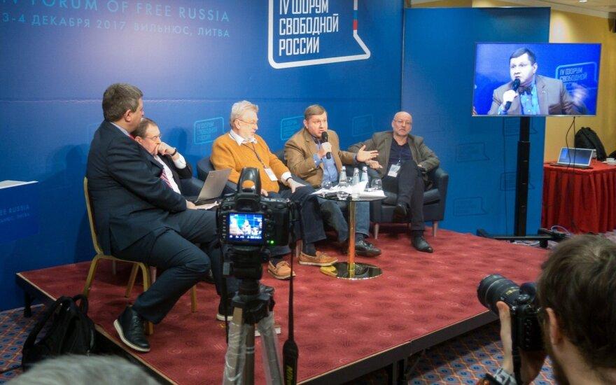 В Вильнюсе завершился Форум свободной России