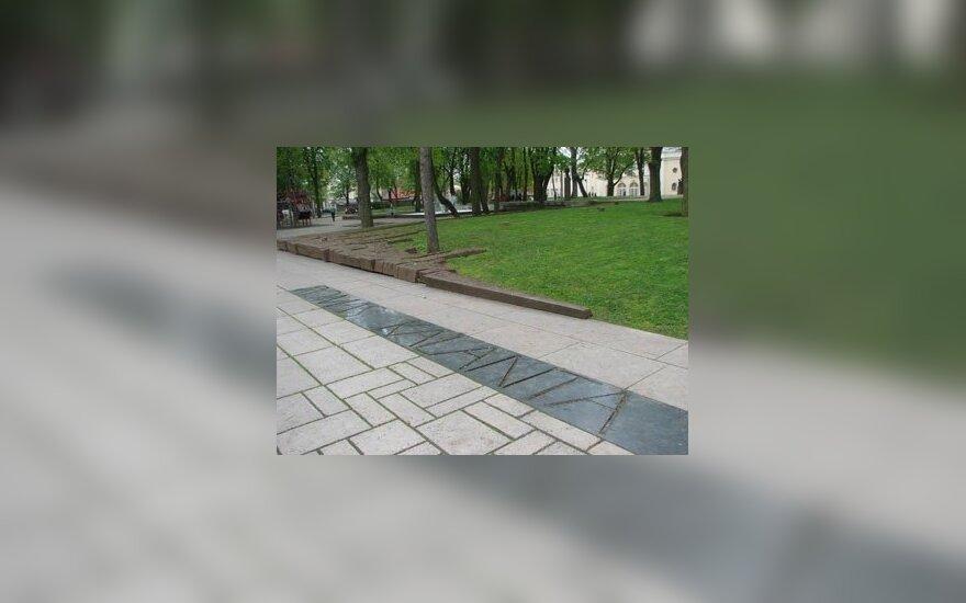 R.Kalantos paminklas Kaune