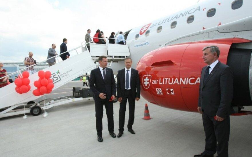 Air Lituanica предлагает новый маршрут - Вильнюс-Мюнхен