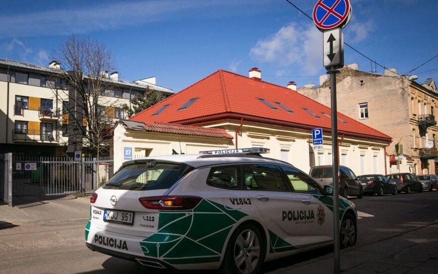 В Вильнюсе найдена жестоко убитая женщина