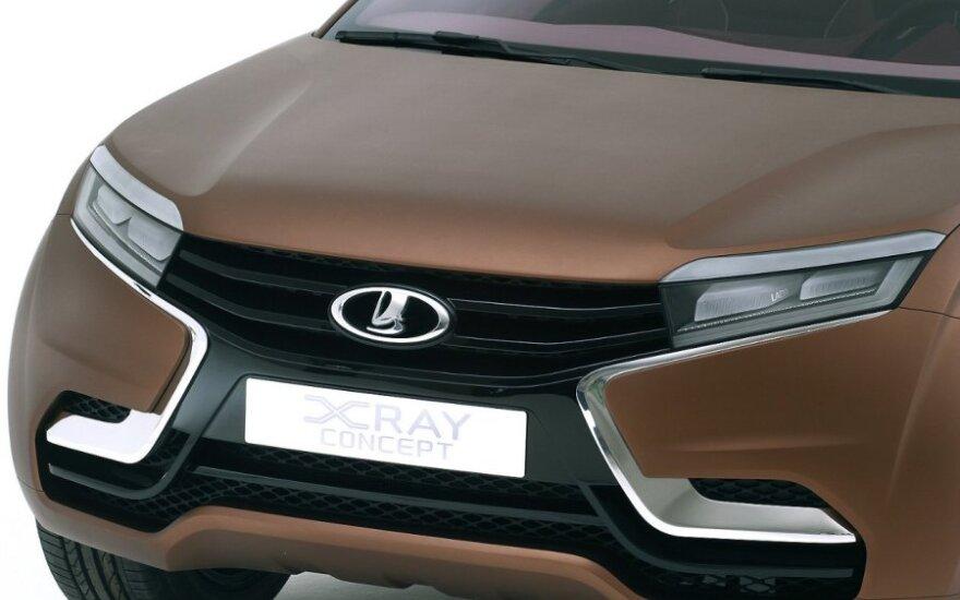Лучшим концепт-каром автосалона в Москве признали Lada XRAY