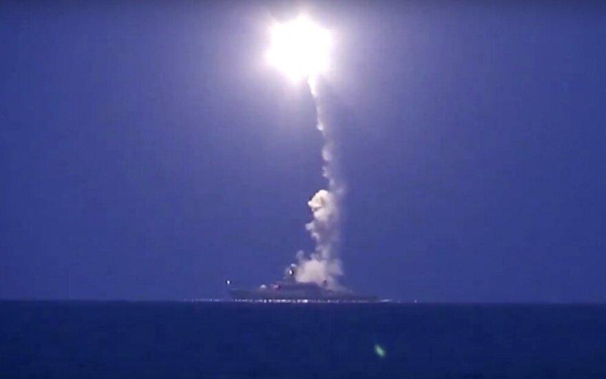 Правозащитники: в Сирии применяют российские кассетные бомбы