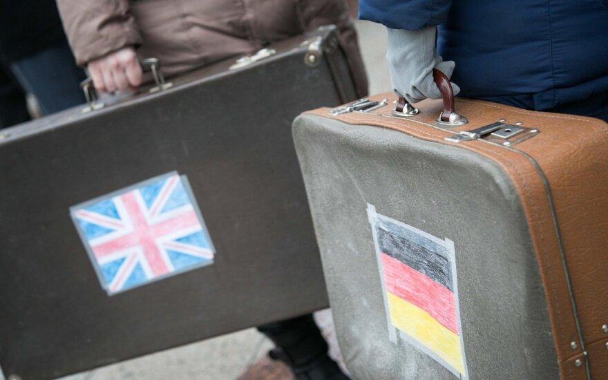 Президент Литвы с мэрами обсудит проблему эмиграции