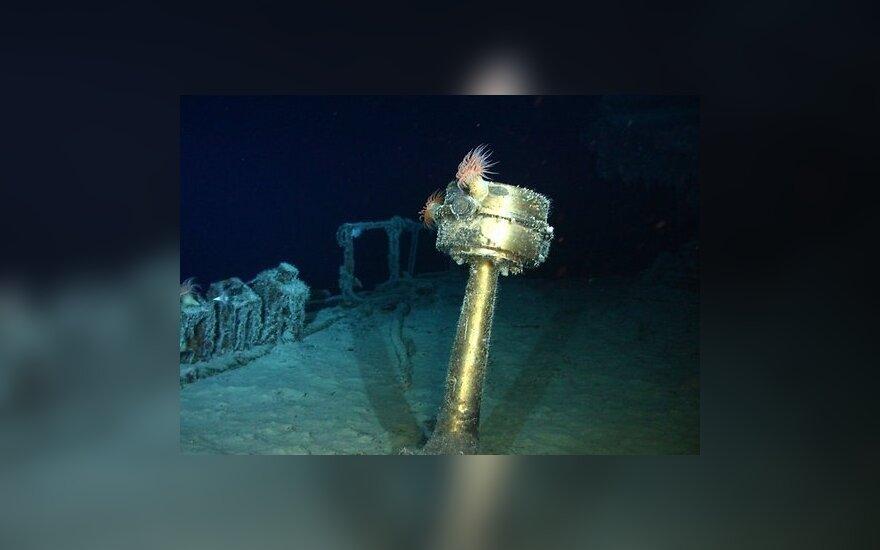 С затонувшего около Ирландии судна подняли 48 тонн серебра