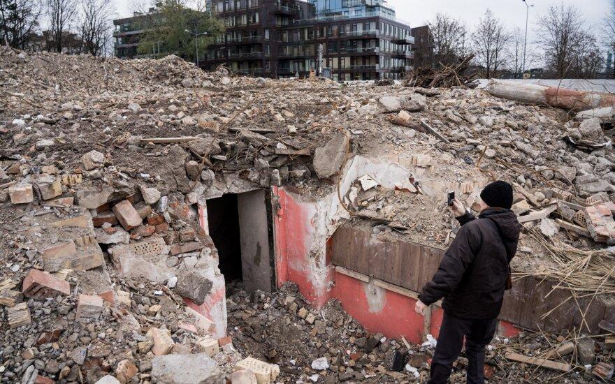 Вильнюсская мэрия решила сохранить бомбоубежище на горе Таурас