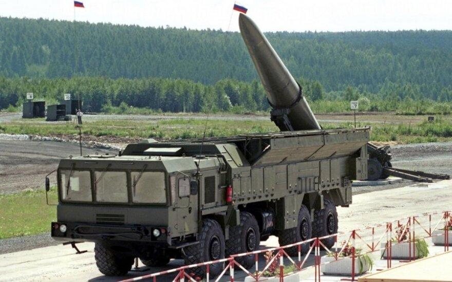 Algirdas Butkevičius: Wiem o rakietach przy granicy Litwy