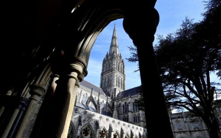 Solsberio katedra