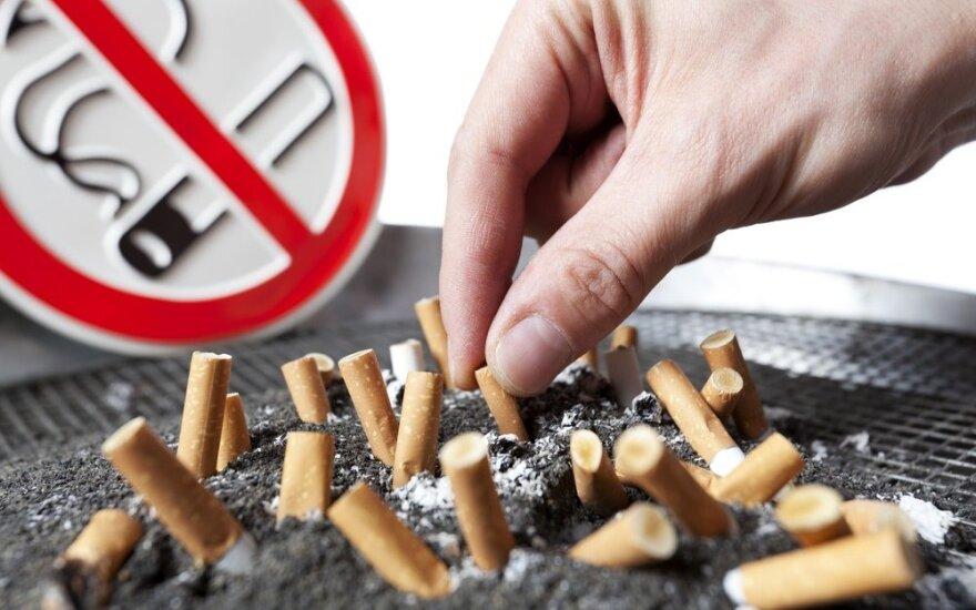 Доработаны новые запреты для курильщиков в Литве: введут критерий разумности