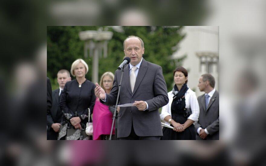 А.Кубилюс: А.Валинскас определился, сейчас определятся фракции