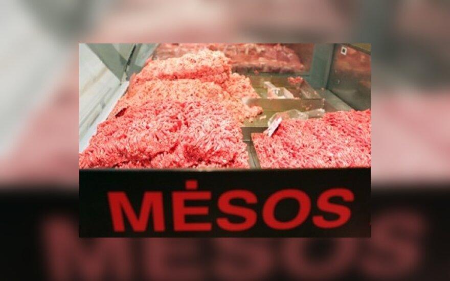 Польское мясо выдают за литовский продукт