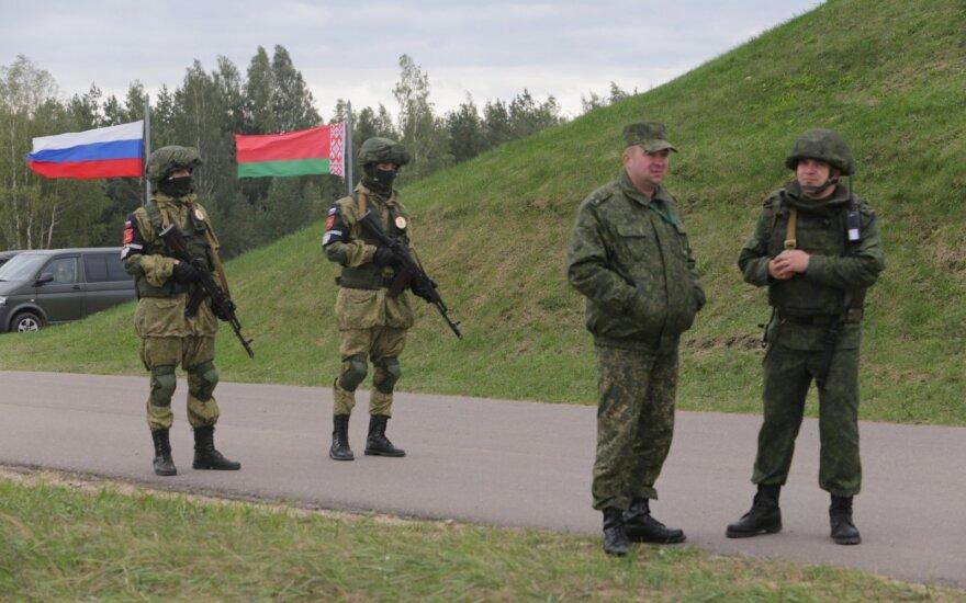 Спецназовцы Беларуси и России готовятся к совместным действиям по уничтожению диверсантов