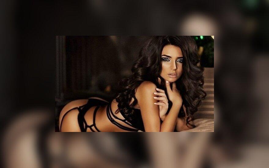 Самые привлекательные россиянки в блоге Sexy People
