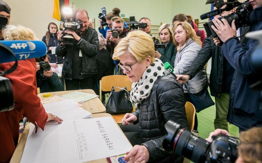 Шимоните на голосовании: физическая усталость уже чувствуется