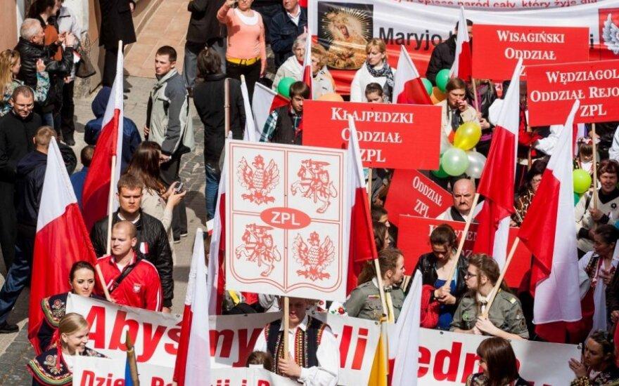 Odpowiedź MSZ RP ws. polskiej mniejszości na Litwie