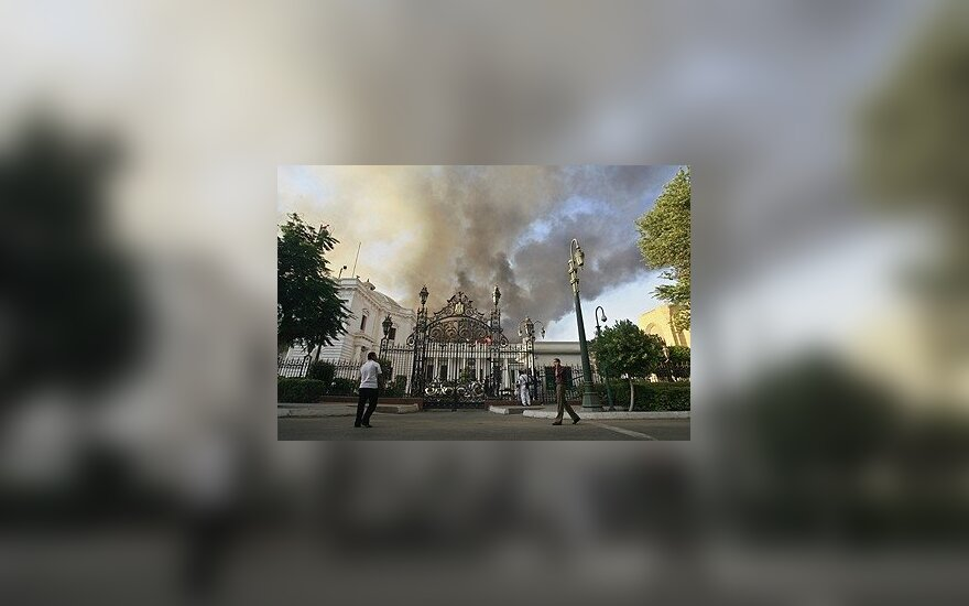 Egipto parlamentas
