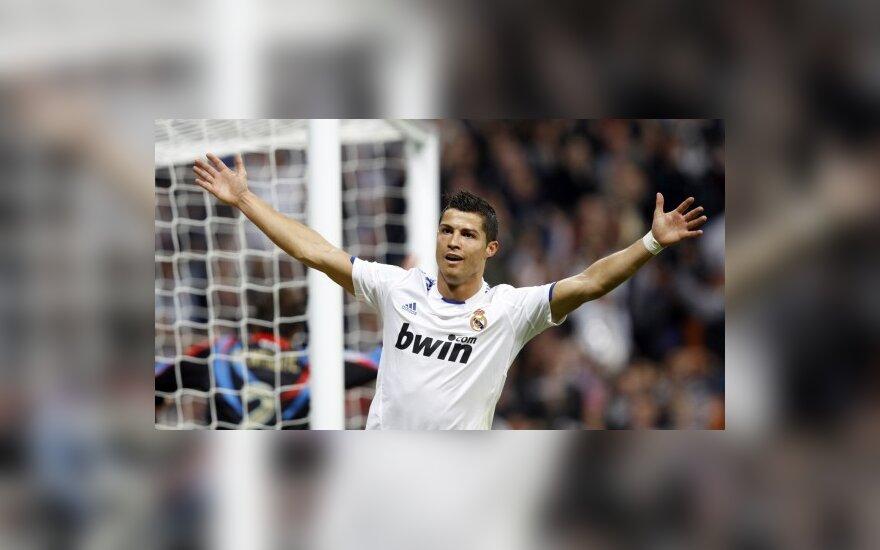 "Cristiano Ronaldo (""Real"")"