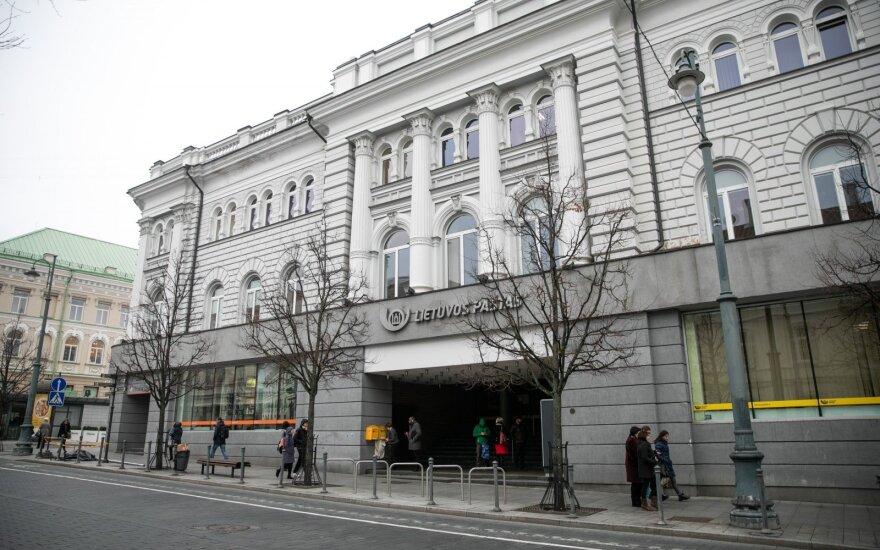 """""""Литовская почта"""" продает свое имущество в центре города"""