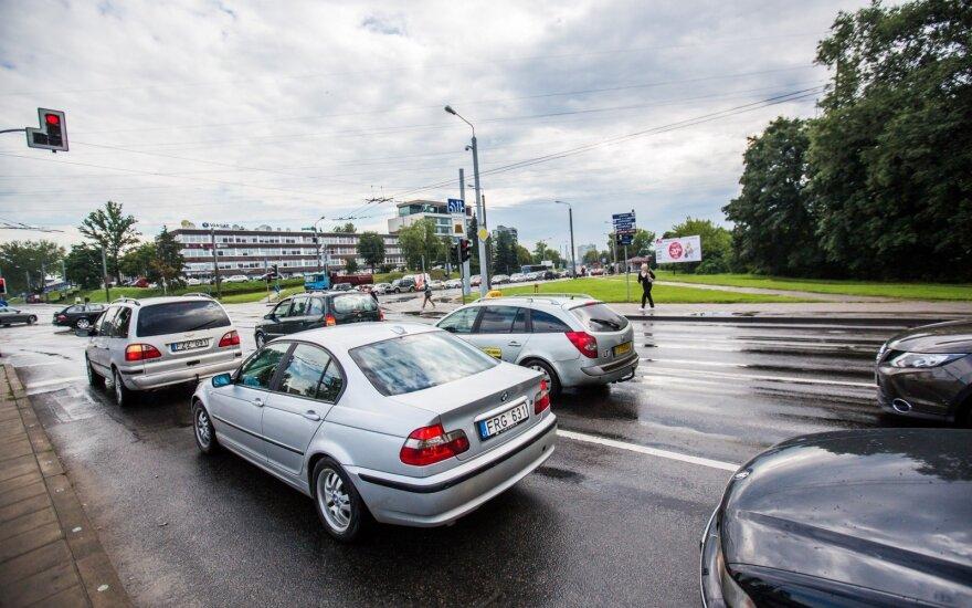 В Литве сильно подорожала страховка автомобилей