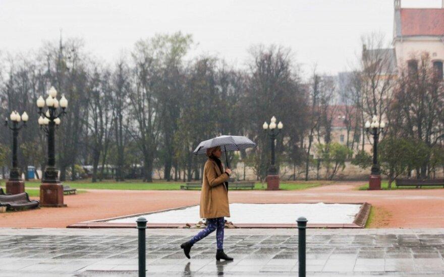 В выходные ожидается мягкая осенняя погода