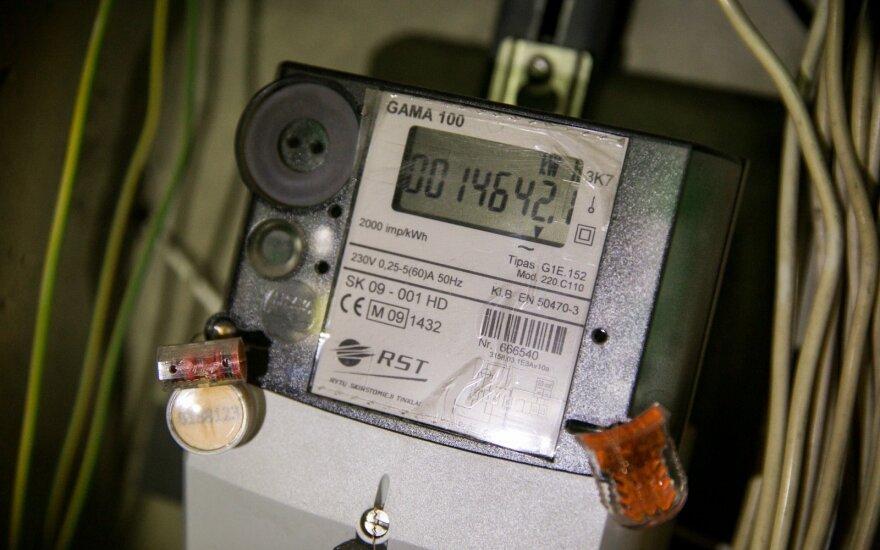 Elektrum Lietuva: электроэнергия за неделю подешевела во всех странах Балтии