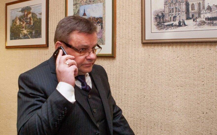 Президент Литвы отказывается назначить Гедвиласа министром просвещения