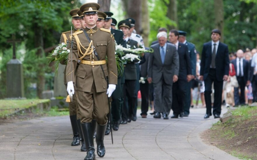 Литва обещает до конца добиваться справедливости от России