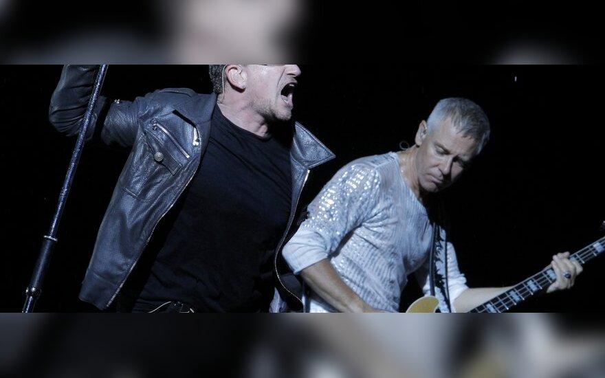 Онлайн-магазин рассекретил новый альбом U2