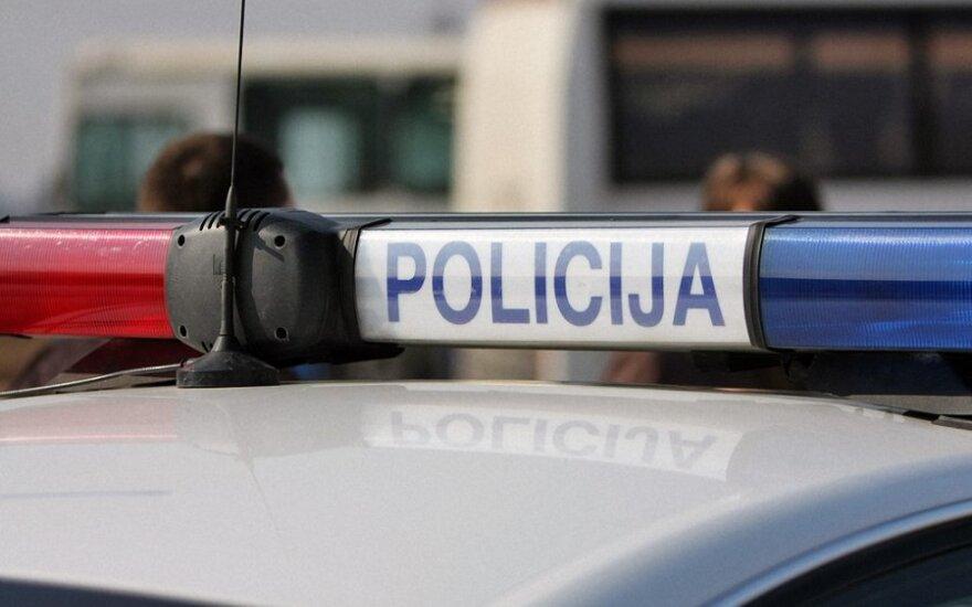 В Вильнюсском районе похищен автомобиль с 30 000 литов