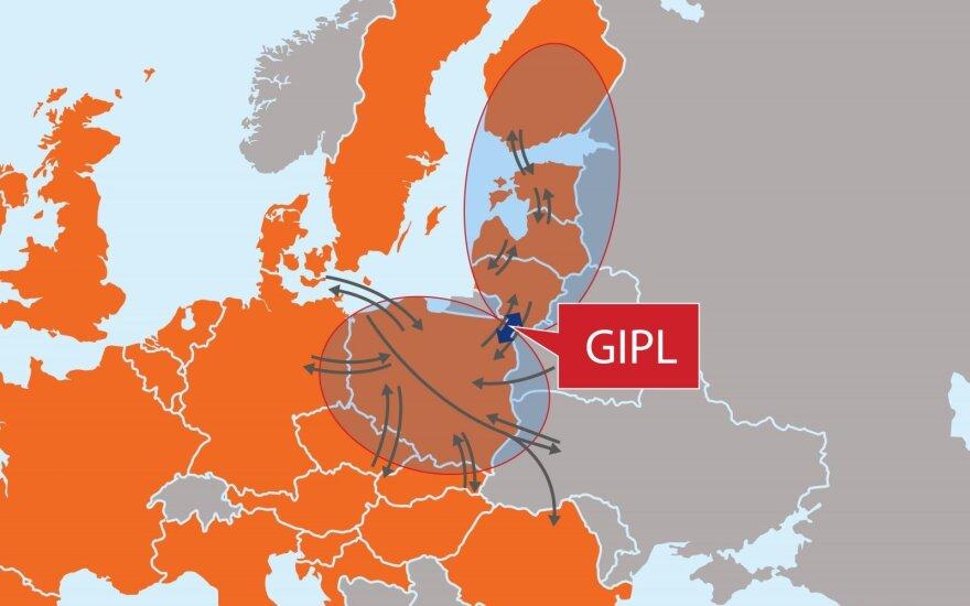 GIPL jungtis